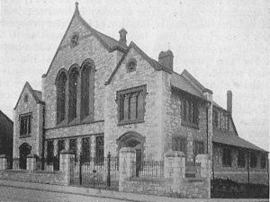 Peverell Park Methodist Chapel, Plymouth.