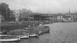 The Plymouth Fish Market on the Barbican